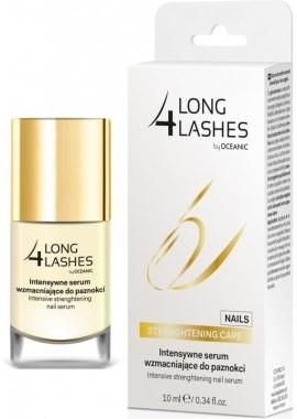 Long 4 Lashes Intensywne serum wzmacniające do paznokci - Long 4 Lashes Intensive Strenghtening Nail Serum Intensywne serum wzmacniające do paznokci - Long 4 Lashes Intensive Strenghtening Nail Serum