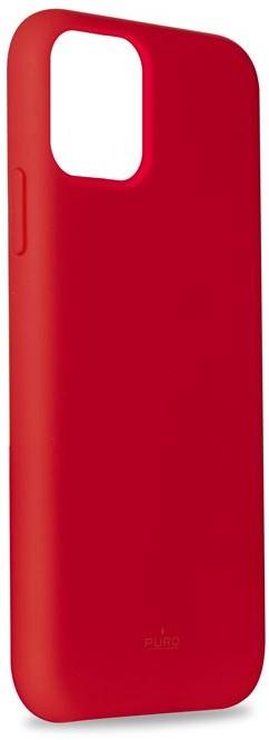 PURO ICON Cover Etui iPhone 11 czerwony IPCX6119ICONRED