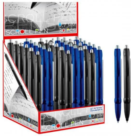 Starpak Długopis ze ściągą 320851