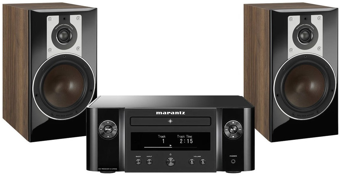 Marantz MELODY X + OPTICON 2 Orzech