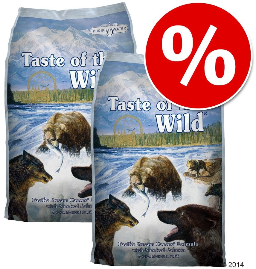 Taste of the Wild Sierra Mountain Canine 13 kg
