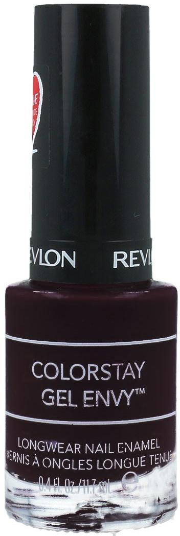 Revlon Colorstay Gel Envy Longwear Nail Enamel Długotrwały Lakier Do Paznokci 610 Heartbreaker