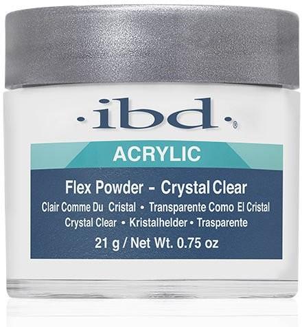 IBD Flex Powder Crystal Clear 21g