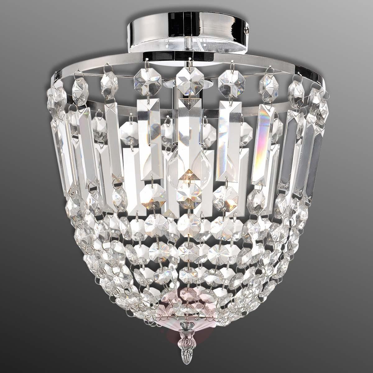 Leuchten Direkt Plafon Kamea chrom 1xE14 60W 15003-17