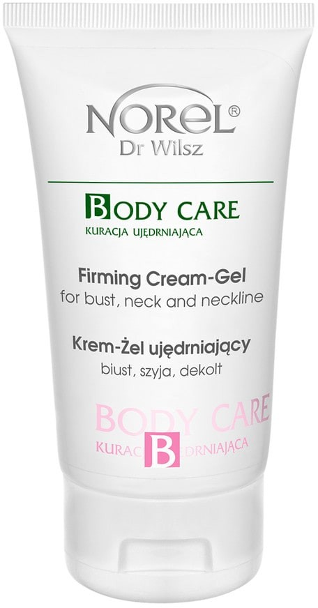 Norel Firming Cream-Gel for bust, neck and neckline Krem-Żel ujędrniający biust, szyja, dekolt 150 ml