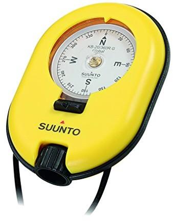 Suunto kompas KB-20/360R G Compass nóż, wielokolorowa, 6.5 cm FBA_6417084181862