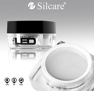 Vanity Żel High Light LED Clear 15g