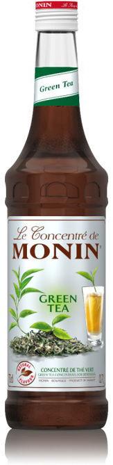 Monin Koncentrat GREEN TEA 0,7 L zielona herbata 4525-uniw