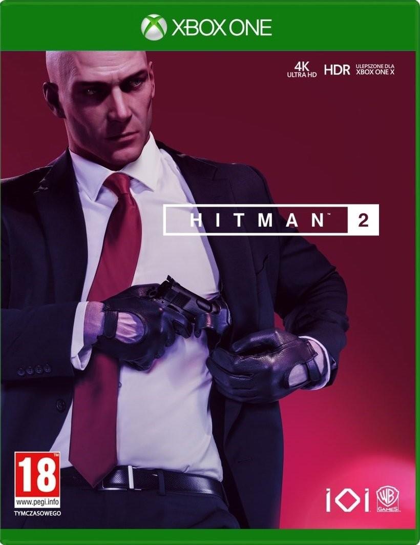 HITMAN 2 (GRA XBOX ONE)