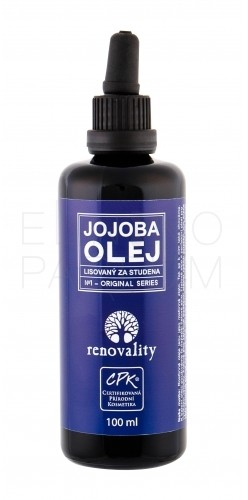 Renovality Renovality Original Series Jojoba Oil olejek do ciała 100 ml dla kobiet