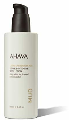 AHAVA Leave-On Deadsea Mud Dermud Intensive balsam do ciała, 250 ml