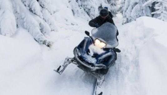 Wyprawa na skuterze śnieżnym Tylicz TAAK_WNSSZPT