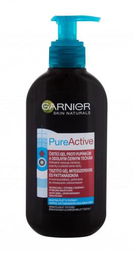 Garnier Garnier Pure Active Charcoal Anti-Blackhead żel oczyszczający 200 ml dla kobiet