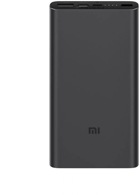 Xiaomi Mi 3 10000mAh Fast Charge Czarny