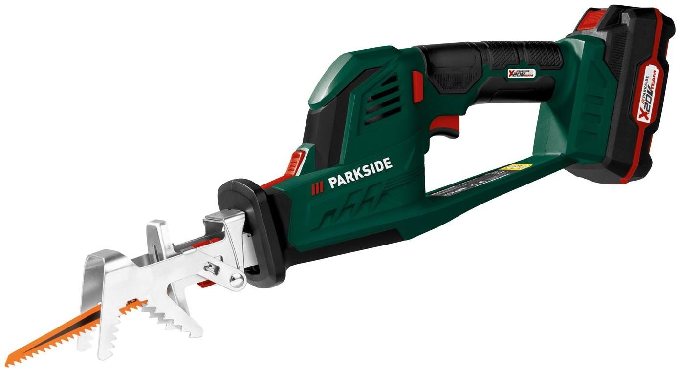 PARKSIDE PARKSIDE Akumulatorowa piła do gałęzi PASA 20-Li   4056233070156