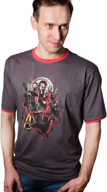 Good Loot Koszulka Marvel Infinity War Avengers