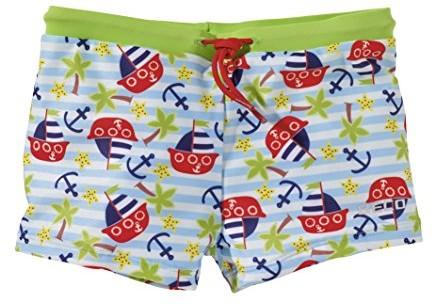 Beco chłopcy strój kąpielowy strój kąpielowy, zielony 05311