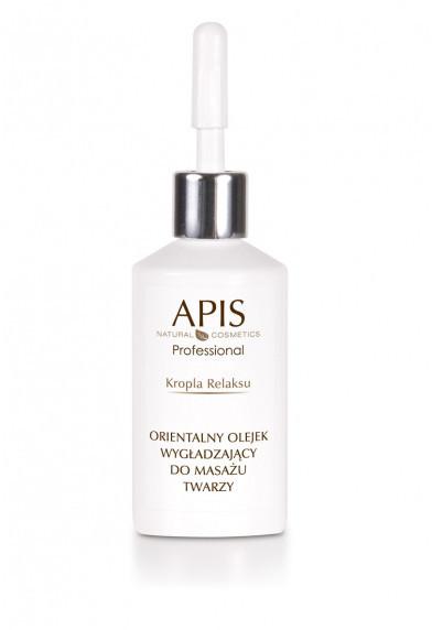 Apis Professional APIS Kropla Relaksu orientalny olejek wygładzający do masażu twarzy 30 ml