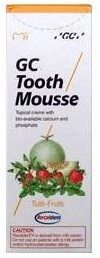 GC Corporation Tooth Mousse Tutti-Frutti 35ml -
