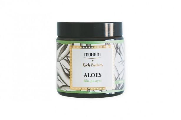 Mohani Rich Butters Masło do Ciała Aloes 100g MOHA-0023