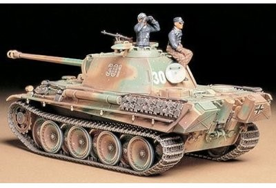 Tamiya German Panther Type G
