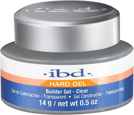 IBD Builder Clear 14g - przezroczysty żel budujący