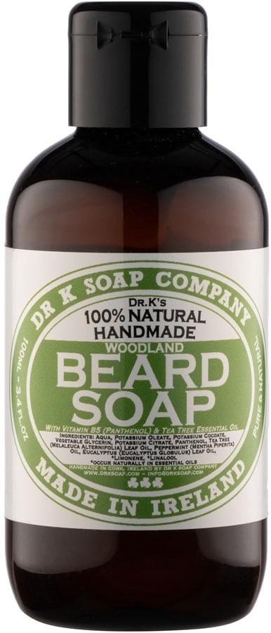 Dr K Soap Company Produkty Beard Soap Woodland Spice 250 ml