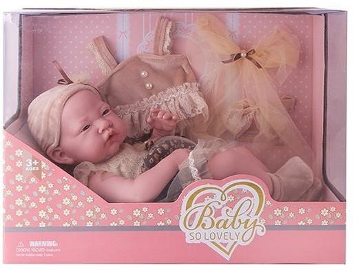 Artyk Lalka Baby so lovely bobas 38cm