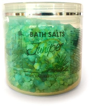 Hristina Hristina Naturalna sól do kąpieli juniper 500 ml