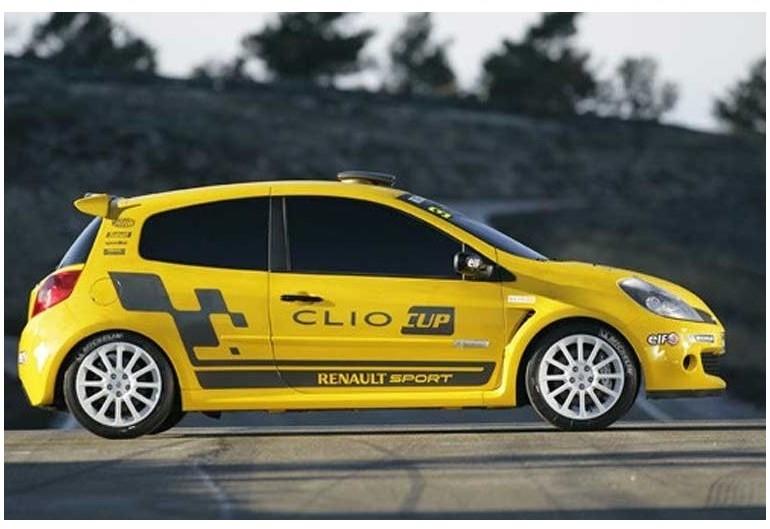 go racing Jazda Renault Clio III RS : Ilość okrążeń - 1, Tor - Tor Jastrząb - Radom , Usiądziesz jako - Kierowca