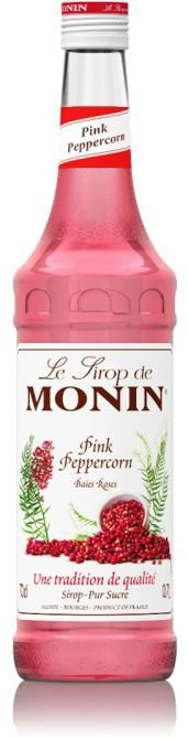 Monin Syrop PINK PEPPERCORN 0,7 L różowy pieprz 4527-uniw