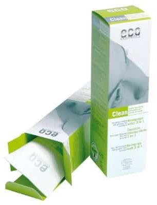 Eco Cosmetics Cleanmleczko łagodnie oczyszczające do twarzy 3w1 125ml