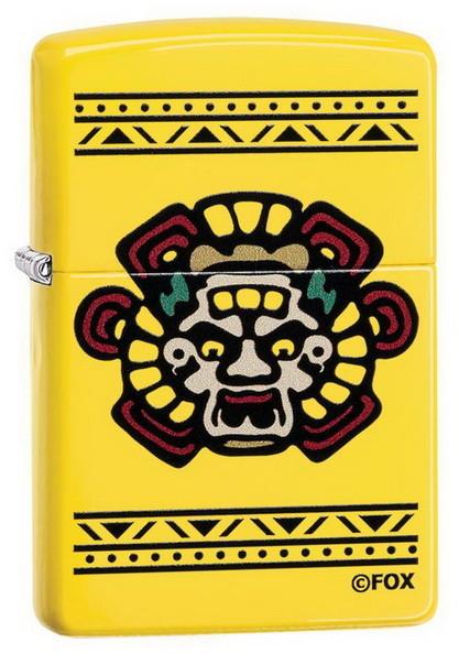 Zippo 49020 Mayans M.C. zapalniczka 191693113488
