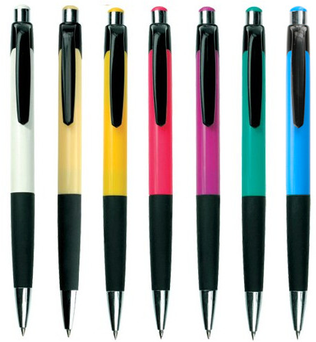 MPM QUALITY Sp. z o.o. Długopis MPMQ COLOMBO AH505 mix kolorów 0026747