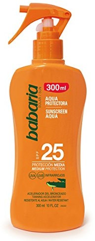 babaria Spray do opalania Aqua LSF 25300ML BAB31833