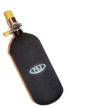 Pokrowiec na butlę 1,1 l NL black D7FB-7790D