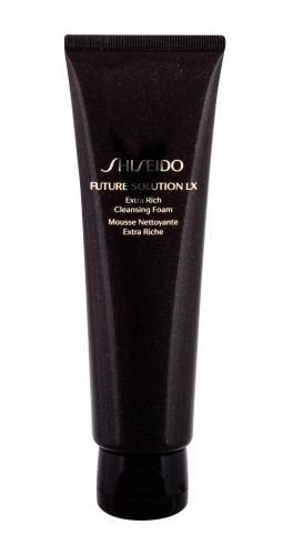 Shiseido Shiseido Future Solution LX pianka oczyszczająca 125 ml tester