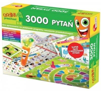 Lisciani Giochi 3000 pytań preschool