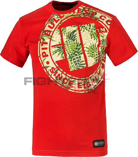 Pit Bull T-shirt Męski PINEAPPLE LOGO Pit Bull