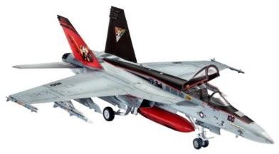 Revell F/A-18 E Super Hornet 63997