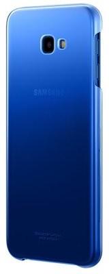 Samsung Galaxy J4+ Gradation Cover niebieski (EF-AJ415CLEGWW)