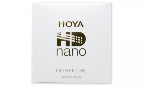 Hoya UV HD NANO 58mm filtr UVHD-NA58P