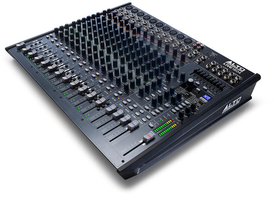 Alto Proffesional Live 1604 Profesjnalny 16-kanałowy mikser