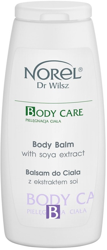 Norel Body Care Body Balm with soya extract Balsam do ciała z Ekstraktem z Soi 250 ml
