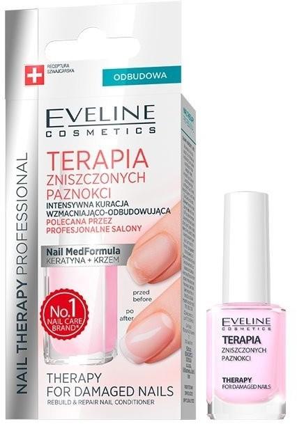 Eveline Nail Therapy Professional Rebuild & Repair Nail Conditioner 12ml 77581-uniw