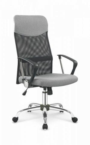 Halmar Fotel VIRE 2 Czarno-szary V-CH-VIRE_2-FOT-POPIEL