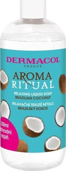 Dermacol Aroma Ritual Brazilian Coconut Mydło w płynie 500ml 119152