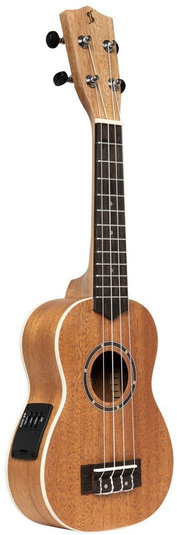 Stagg US-30 E - elektryczne ukulele sopranowe