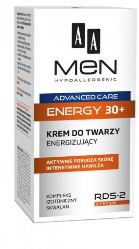Oceanic AA_Men Advanced Care Face Cream Energy 30+ energizujacy krem do twarzy 50ml