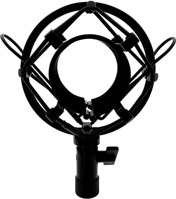 Mozos Mikrofon Mozos KOSZ ANTYWIBRACYJNY SHOCK DO MIKROFONÓW 48-54mm